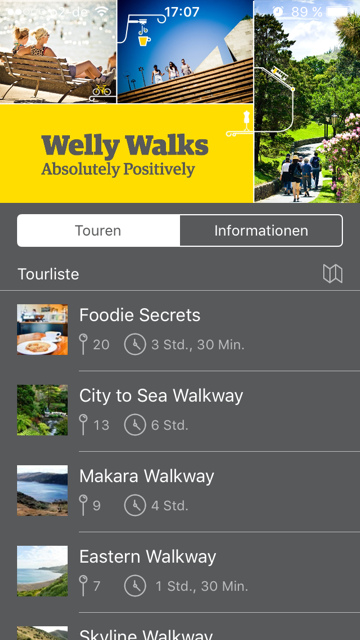 Welly Walks 1