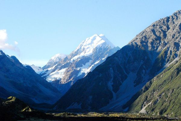 Mt. Cook Nationalpark (Foto: ANZ Nature Tours)