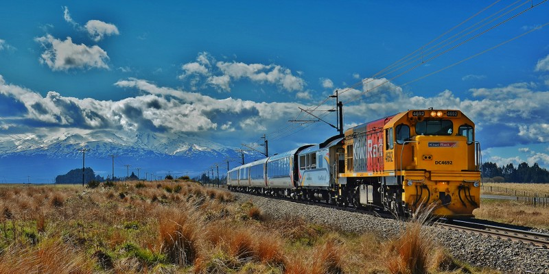 KiwiRail Northern Explorer