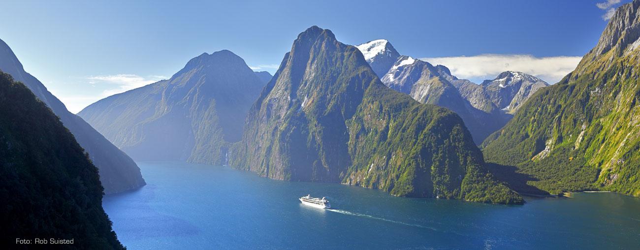 Reisezeiten In Neuseeland Wann Wohin