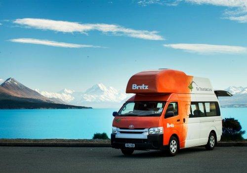 Einen Camper in Neuseeland mieten