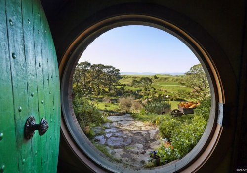 Tour zum Hobbiton Movie Set