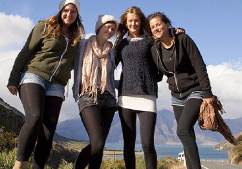 Work & Travel Starter für Neuseeland