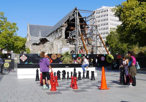 Kleiner Christchurch-Guide
