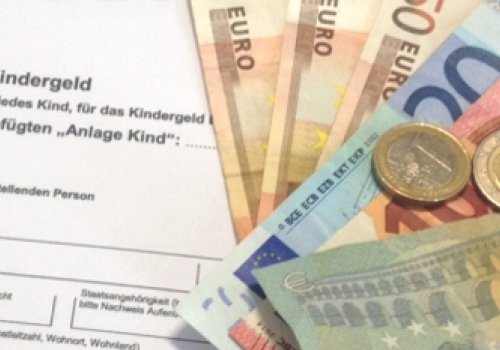 Kindergeld bei Work & Travel?