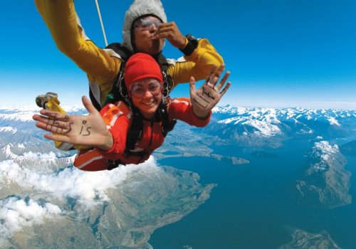12 Tage South Island Adrenalin Junkie Tour