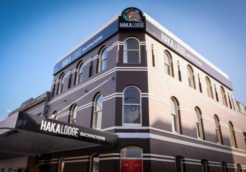 Haka Lodge / Auckland