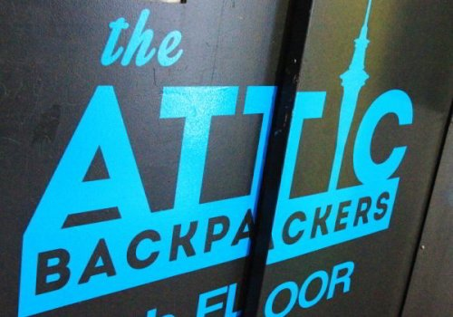 The Attic Backpackers / Auckland