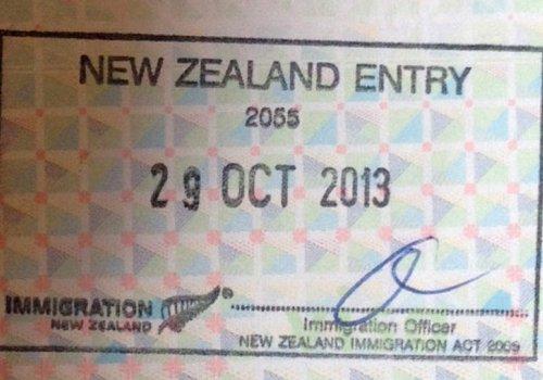 Das Working Holiday Visum für Neuseeland