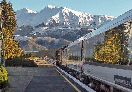 TranzAlpine - spektakuläre Southern Alps