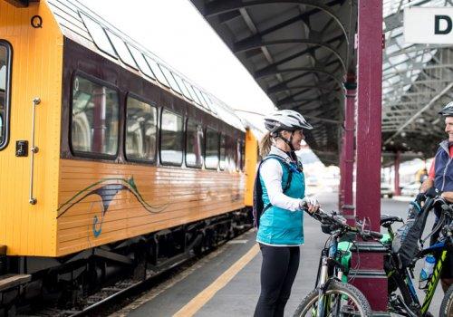 Weitere Bahnstrecken in Neuseeland